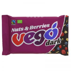 Vego Dark Nuts & Berries
