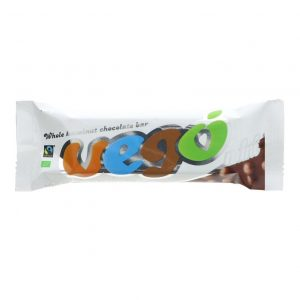 Vego Mini Whole Hazel Chocolate Bar