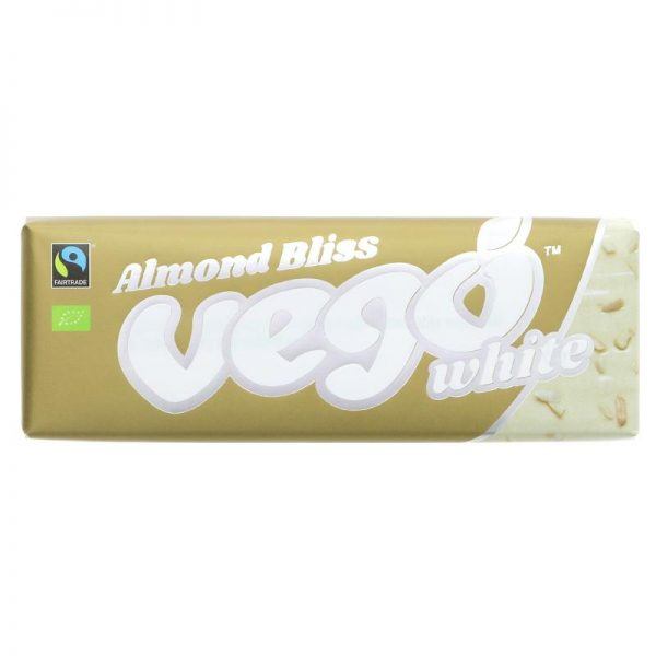 Vego White - Almond Bliss
