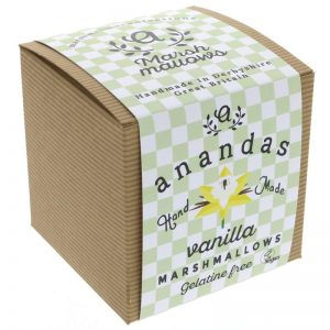 Ananda Foods Vanilla Marshmallows