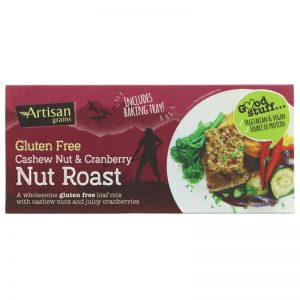 Artisan Grains Nut Roast - Cashew & Cranberry