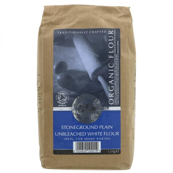 Bacheldre Stoneground Plain White Flour