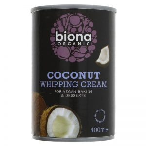 Biona Coconut Whipping Cream