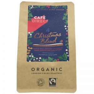 Cafedirect Fairtrade Christmas Blend