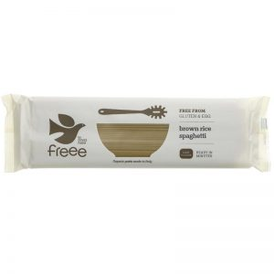 Doves Farm Organic Brown Rice Spaghetti