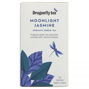 Dragonfly Teas Moonlight Jasmine - 4 x 20 bags