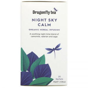Dragonfly Teas Night Sky Calm
