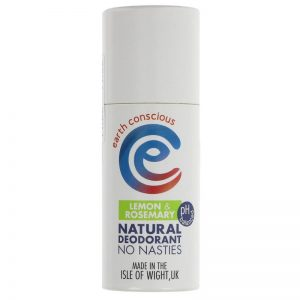 Earth Conscious Natural Deodorant - Lemon