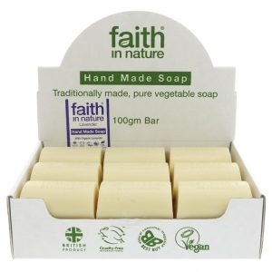 Faith In Nature Loose Soap - Lavender