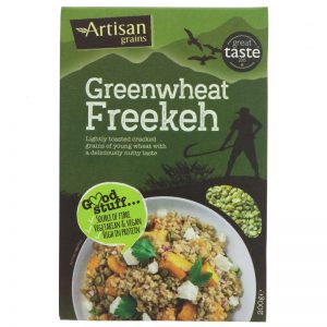 Artisan Grains Greenwheat Freekeh