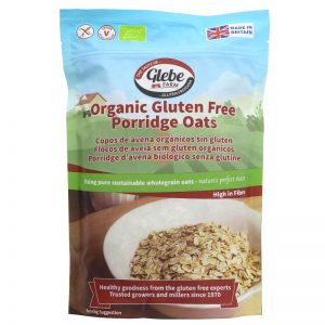 Glebe Farm Porridge Oats GF