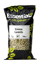 Essential / Green Lentils