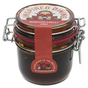 Inspired Dining Kilner Jar-Roquito Chilli Jam