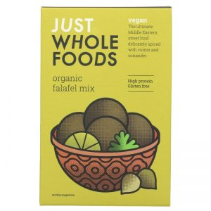 Just Wholefoods Falafel Mix