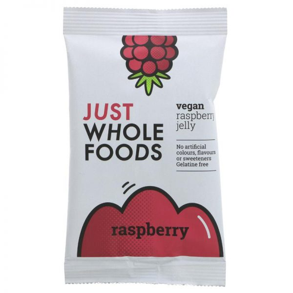 Just Wholefoods Jelly, Raspberry
