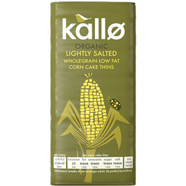 Kallo / Corn Cakes with Salt