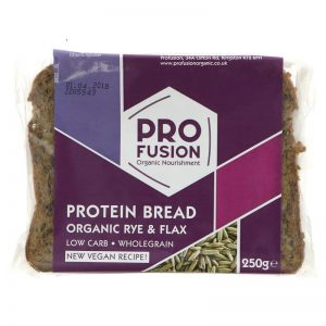 Profusion Protein Bread - Rye / Flax