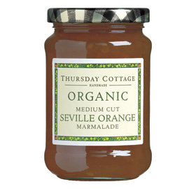 Thursday Cottage / Medium Cut Seville Orange Marmalade
