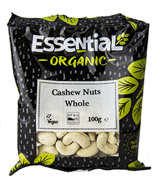 Essential / Cashews - Whole