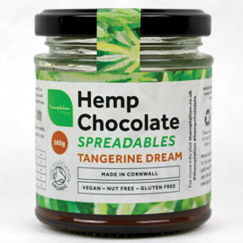 Hemp Chocolate Spread - Tangerine Dream