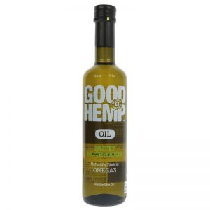 Good Hemp Food Hemp Oil