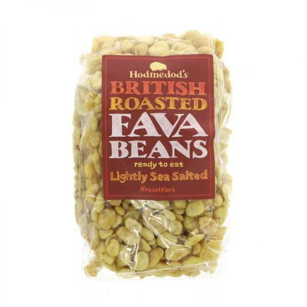 Hodmedod's Roasted Fava Beans Sea Salted
